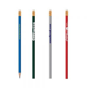 Printed Bic Solid Pencils