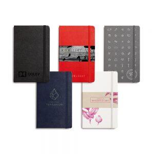 Moleskine© Large Classic Notebook Ruled Paper