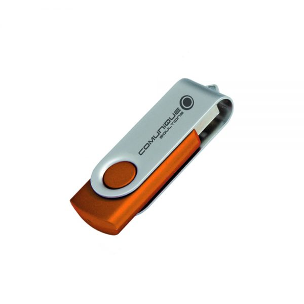 Folding USB 2.0 Flash Drive - 16GB