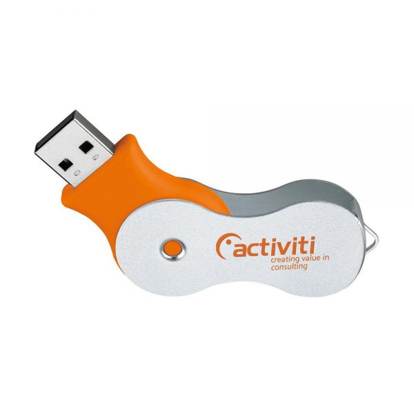 Infinity USB 2.0 Flash Drive - 4GB