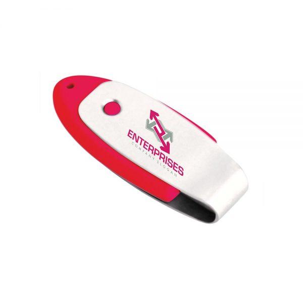 Oval USB 2.0 Flash Drive - 2GB