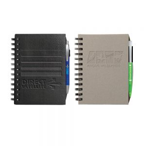BIC© Notebook Chipboard Cover
