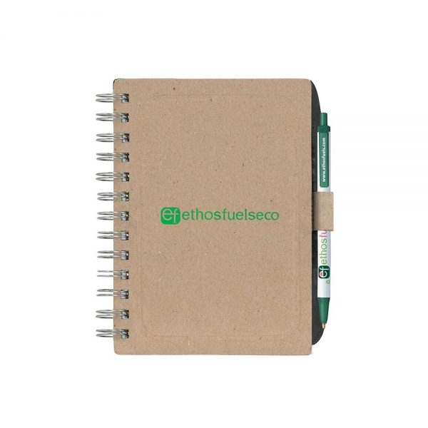 BIC© Ecolutions© Chipboard Cover Notebook