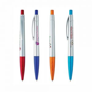 Flav Silver Colour Pen