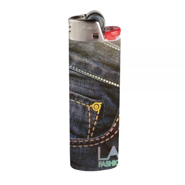 Bic Holographic Printed lighter